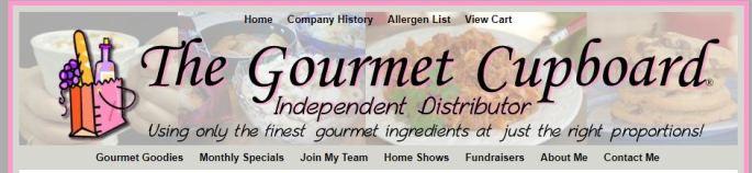 Gourmet Cupboard